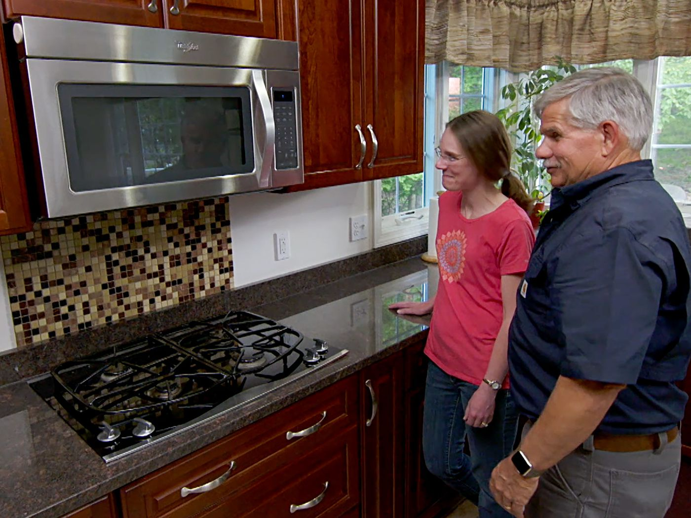 how to install backsplash easily this