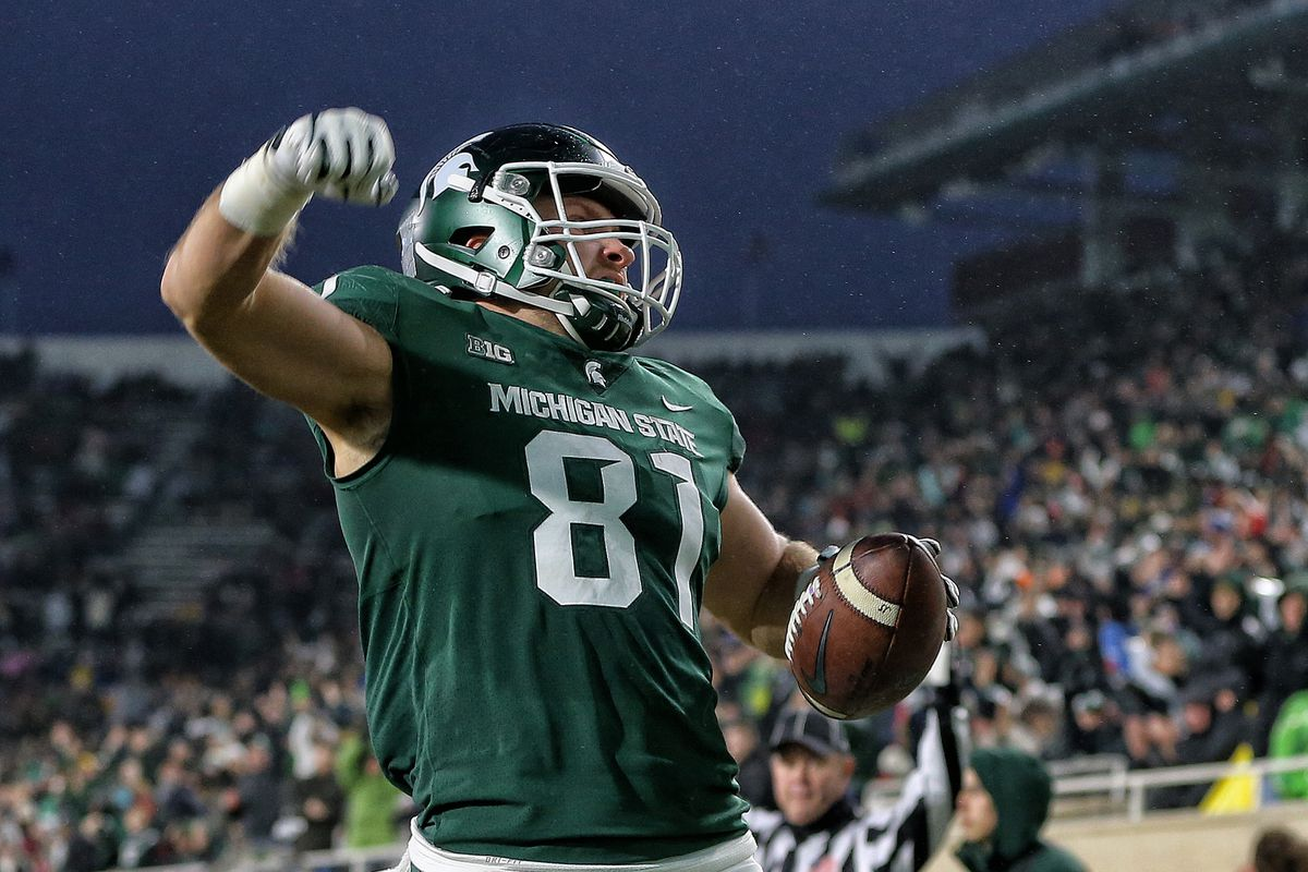 MSU football off to Redbox Bowl in California  The Only