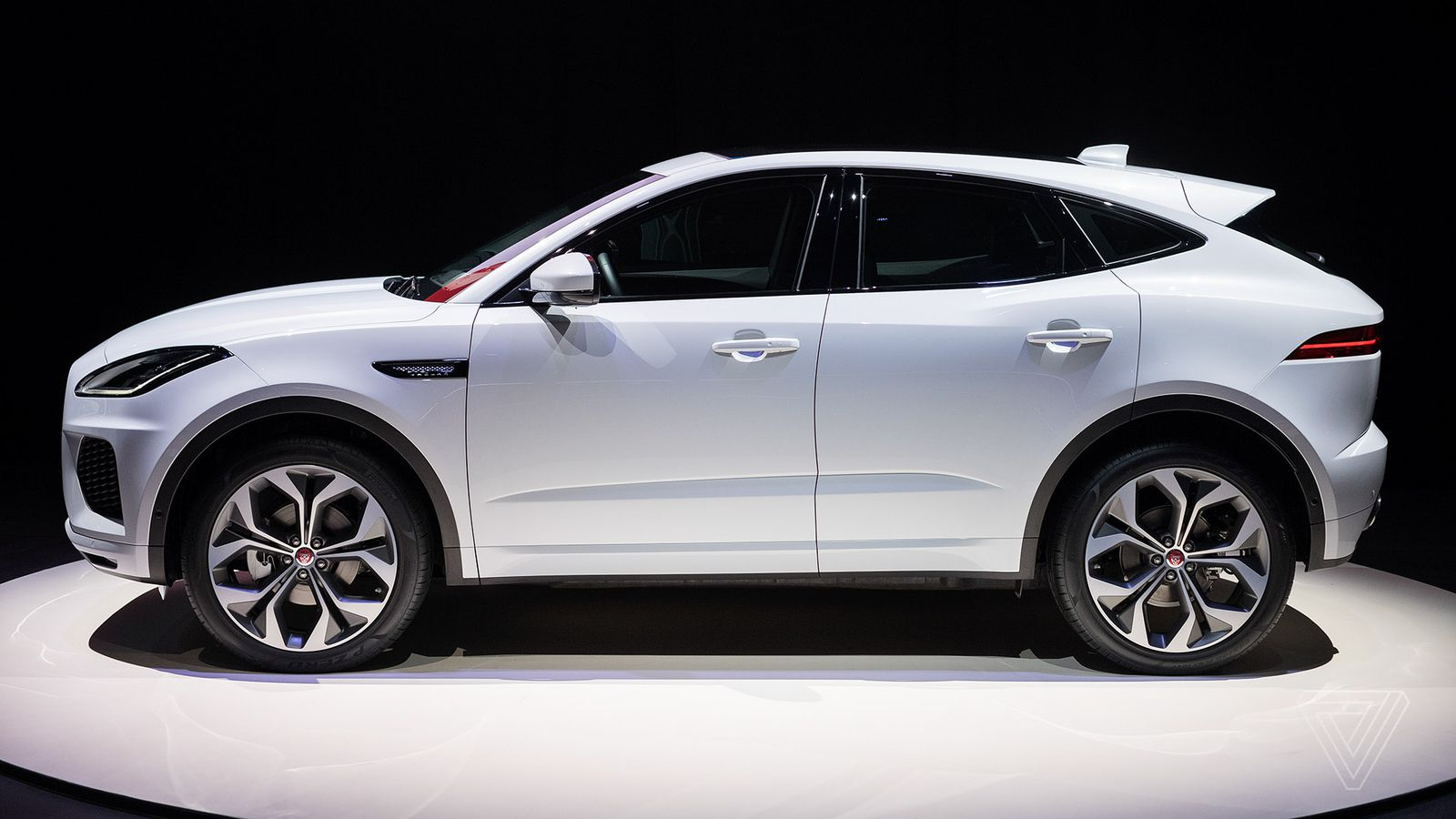 Jaguar reveals EPace the crossover SUV for millennial couples  The Verge