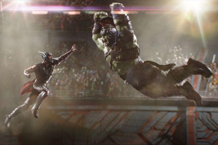 Resultado de imagem para thor ragnarok hulk