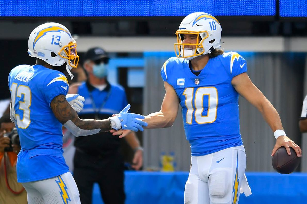 Chargers vs. Ravens odds, Week 6: Opening betting lines, points spreads  plus early movement for NFL matchup - DraftKings Nation