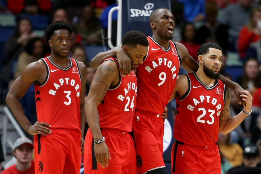 Image result for raptors injuries""