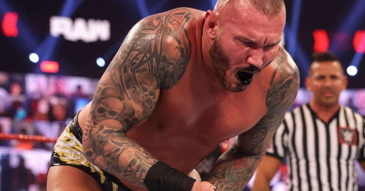 Orton wipes the black goo off his face, rekindles feud with Soulja Boy