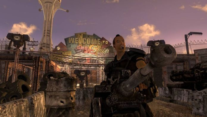 PC Game Open World Fallout: New Vegas