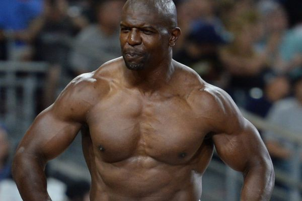Actor Terry Crews Wwe And Apollo Beefing