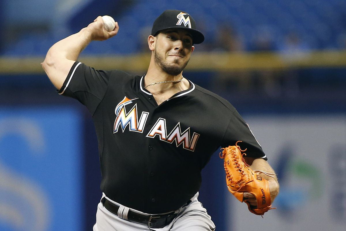 The Dodgers Are Trying To Trade For Jose Fernandez SBNation Com