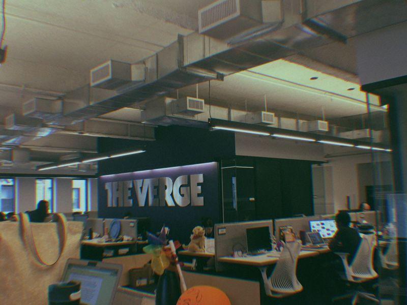 Gli uffici aperti di oggi sono un po 'diversi.
