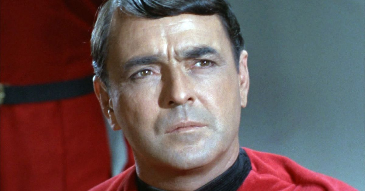 The ashes of Scotty from Star Trek are aboard the International Space Station
