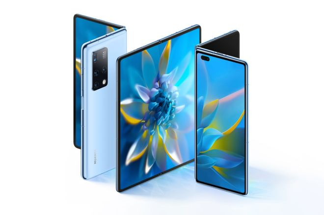 image_178.5 Huawei's Mate X2 foldable adopts Samsung's dual-screen design | The Verge