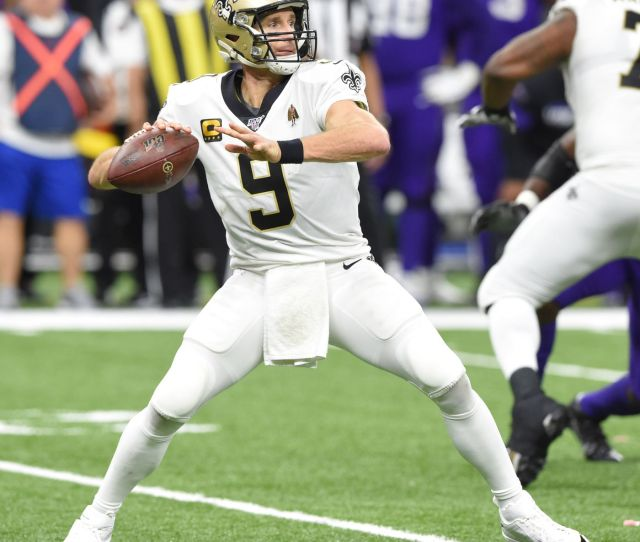 Drew Brees Can Make One Last Super Bowl Run If The Saints Get Him