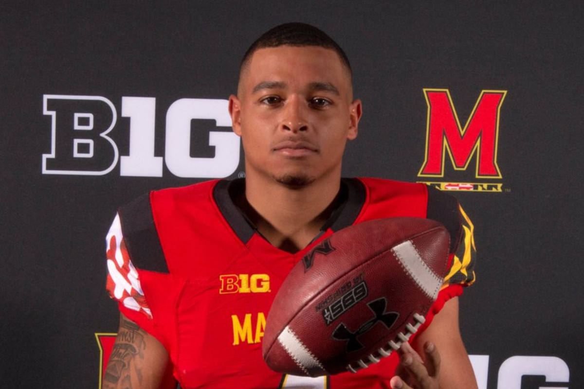 Ryan Brand Joined Maryland Football As A Walkon, But He
