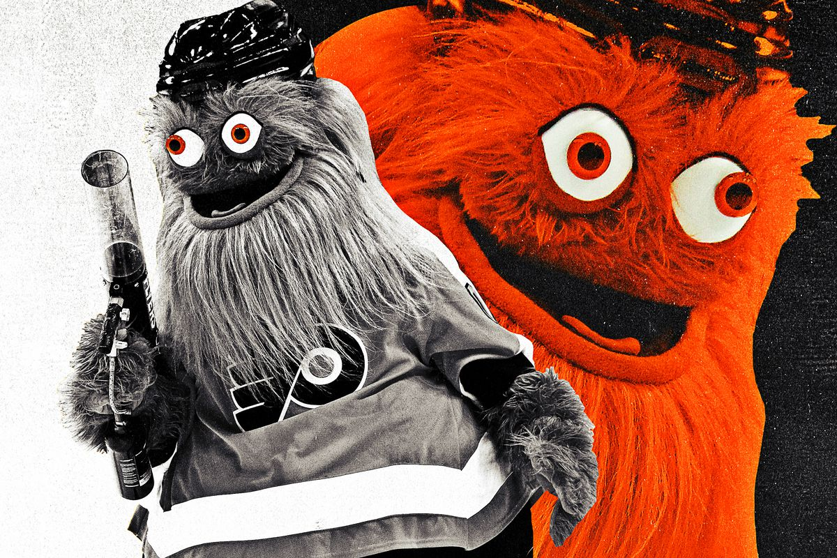 Are You in or Out on Gritty the Philadelphia Flyers