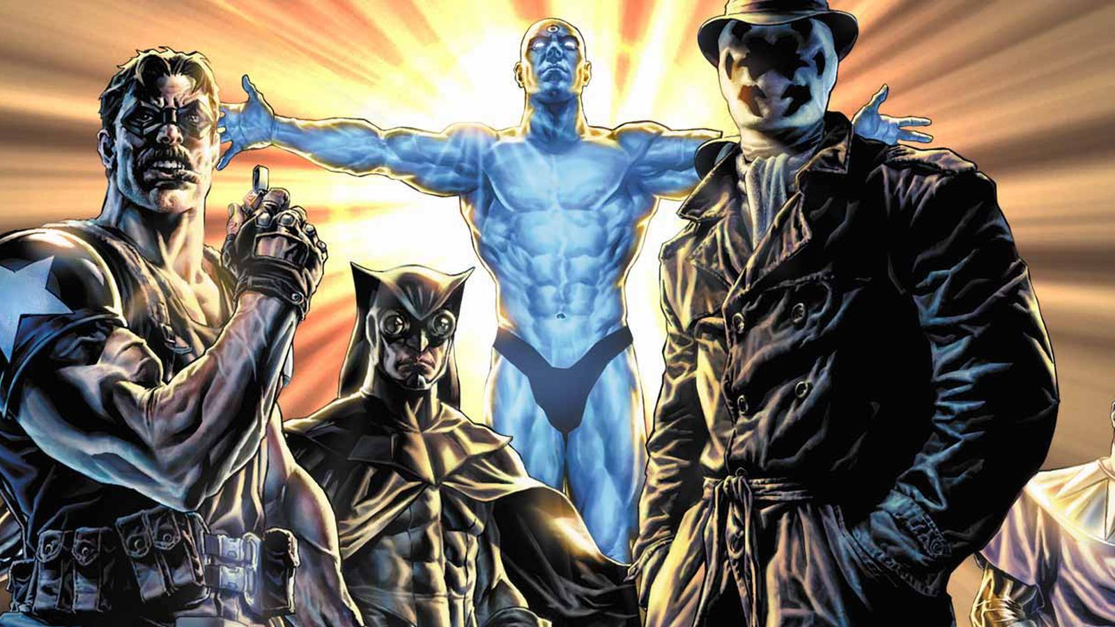 Rorschach Watchmen Wallpaper Hd Stop Making Watchmen Adaptations Polygon