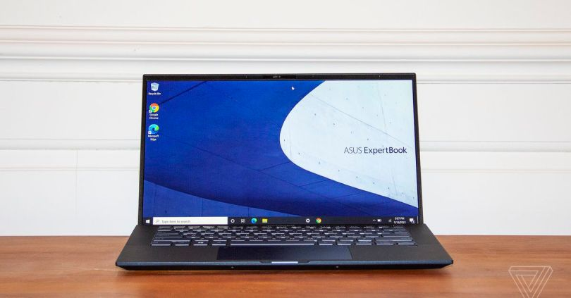 Asus ExpertBook B9450 review: lightweight, long-lasting work laptop