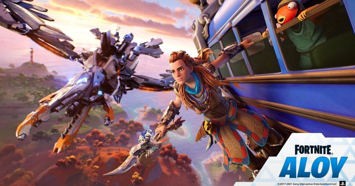 Horizon Zero Dawn's Aloy is coming to Fortnite