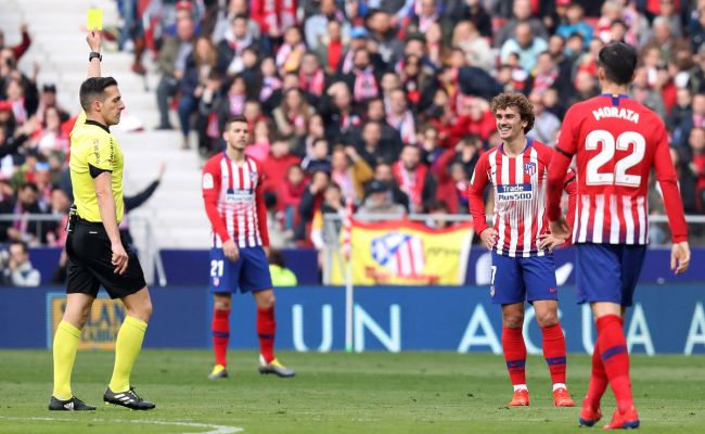 Atlético Madrid 1 3 Real Madrid Player Ratings Into The