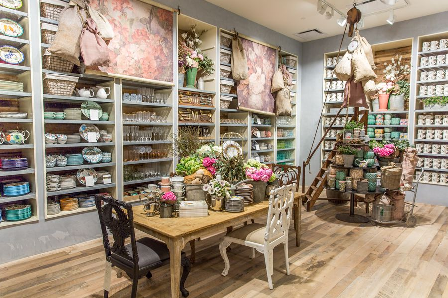 island inspired living room furniture ideas with fireplace in the corner anthropologie's upgraded newport beach store offers major ...