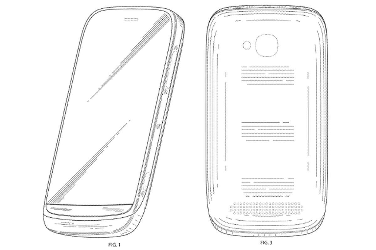 New Nokia Patent Reveals Possible Lumia Arrow Design