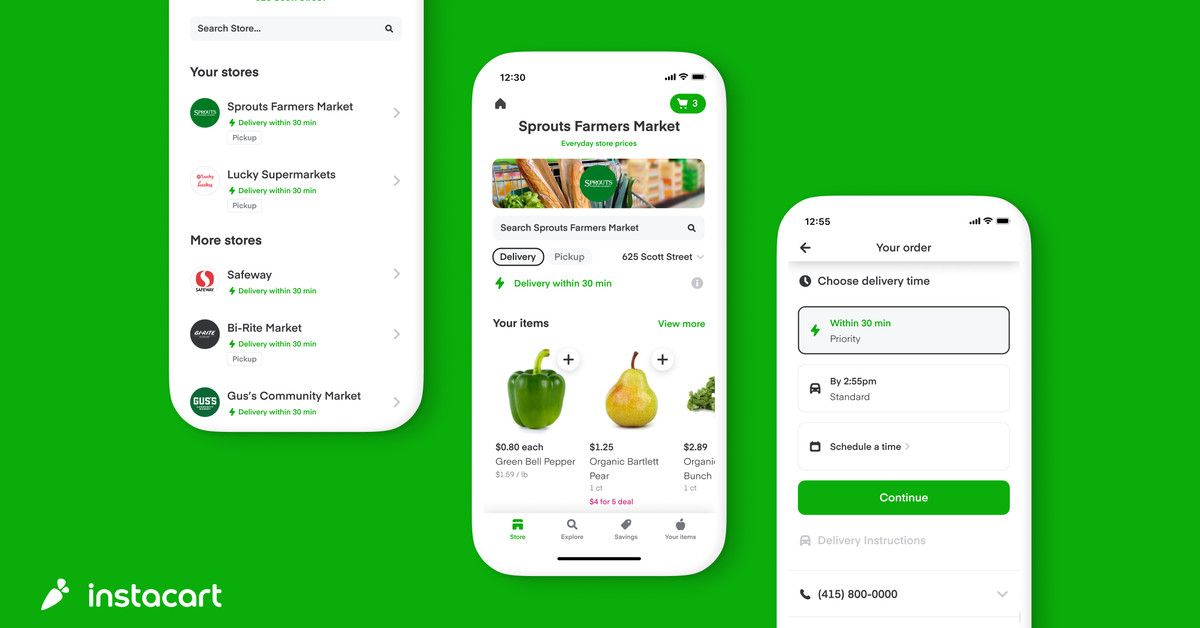 Instacart's new 30-minute deliveries are sure to be a headache for workers
