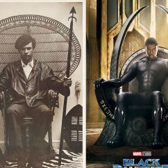 How To Make A Queen Throne Chair Used Wheelchair Ramp In Black Panther Wakanda S References Real World Furniture Pop Culture New Favorite Has One Of The Most Mysterious Histories