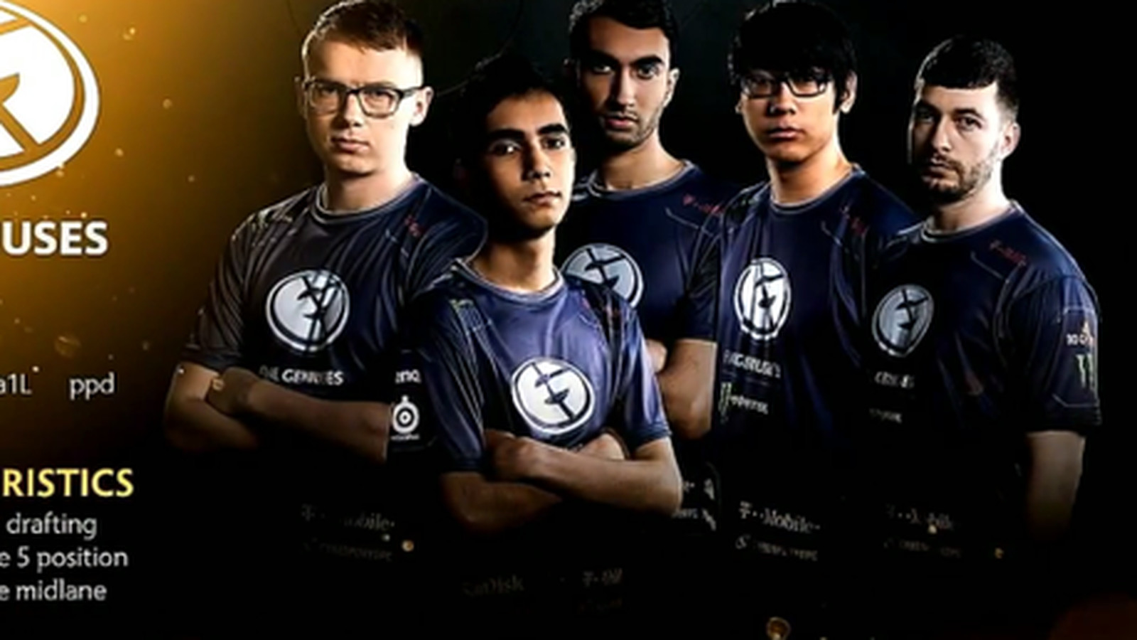 Evil Geniuses Makes The International Dota 2 Championships Grand Finals Its Time To Support