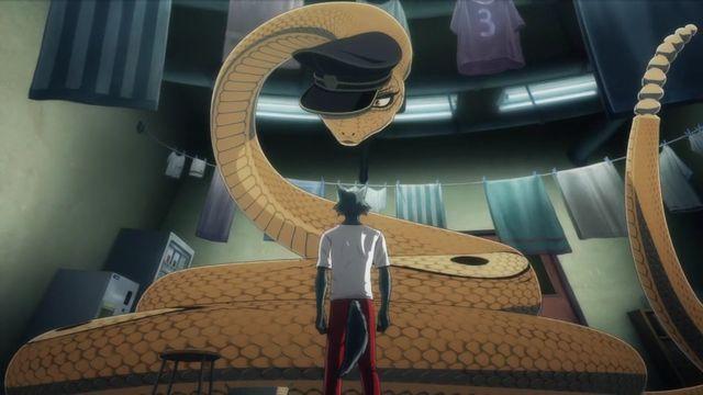 EsDoMpCW8AUmFIj.0 Beastars season 2 continues to set the bar for CG anime   Polygon
