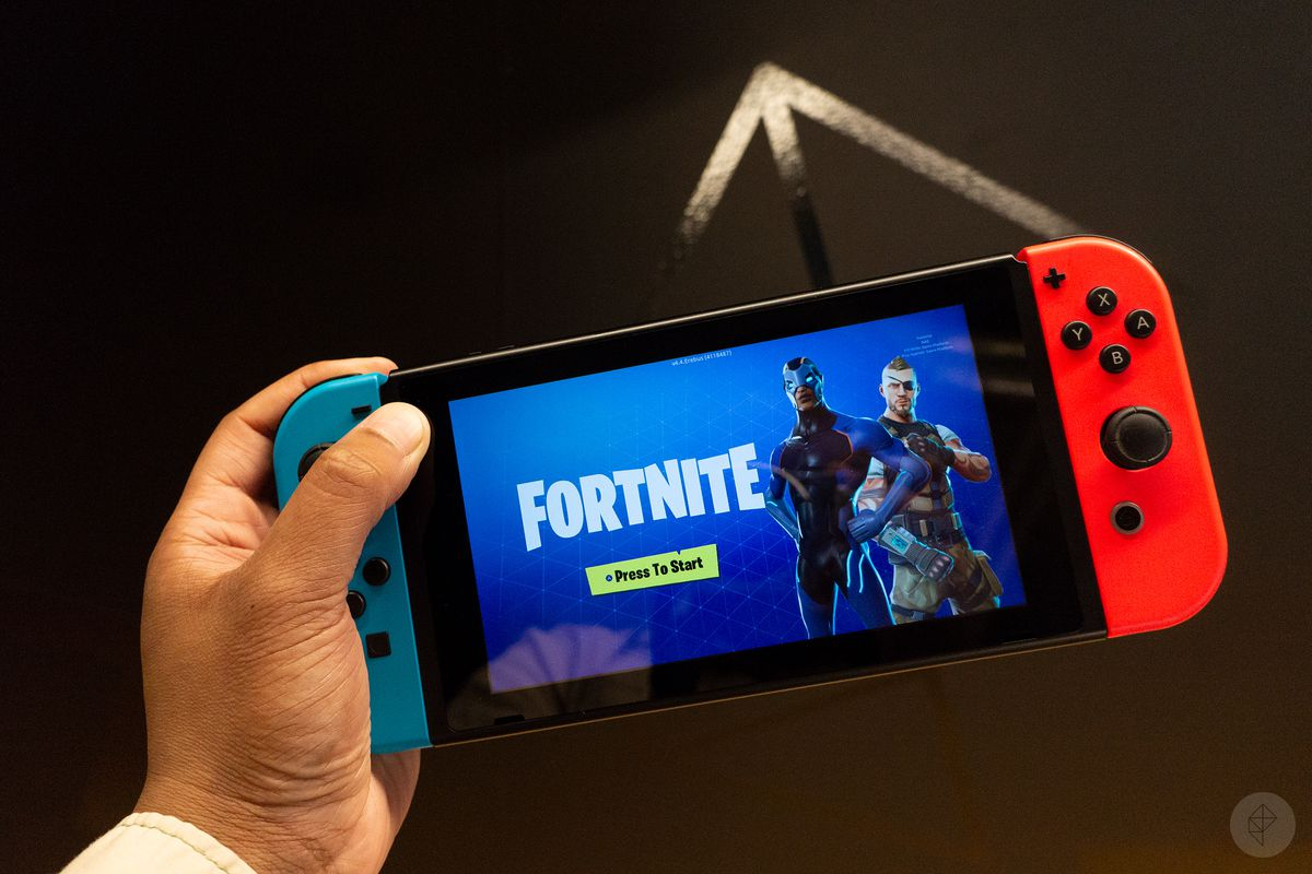 fortnite for switch won