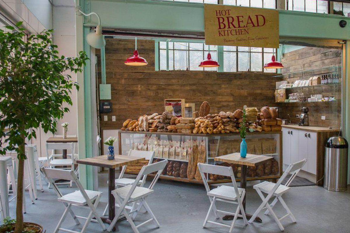 Hot Bread Kitchen is Kickstarting a Bread Baking