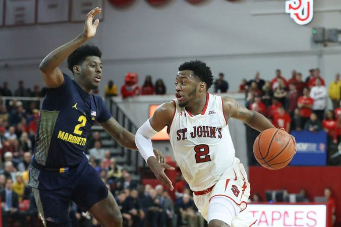 Image result for St. John's Red Storm vs Marquette Golden Eagles College Basketball Live