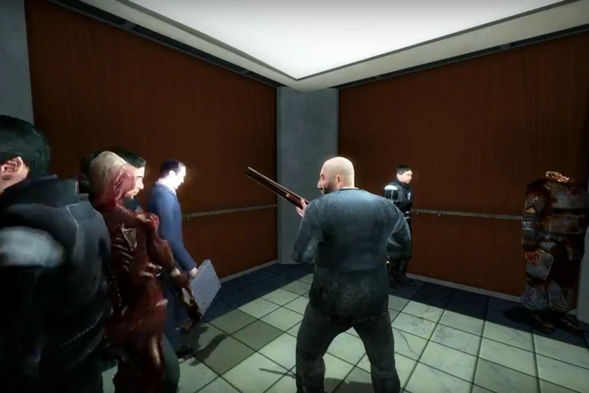 Elevator Source Makes The Best Of The Worst Gaming