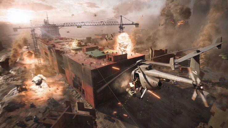 Battlefield 2042 temas sociales comentario social político políticas refugiados
