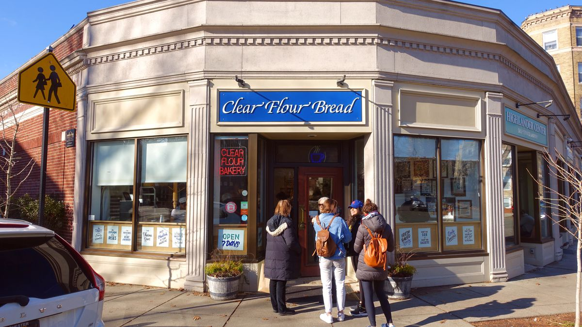 clear flour bread may have new owners