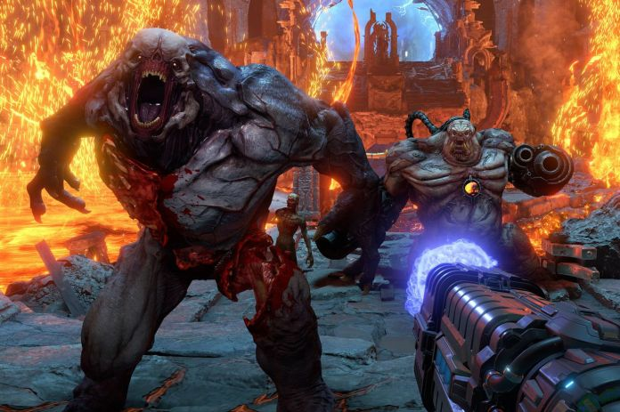 Gamers Discussion Hub doom_eternal_5.0 17 Best Game with Best Gameplay Mechanics