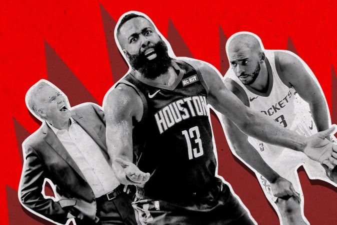 Image result for houston rockets slump