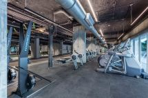 Spartan Gym Miami Beach Hotel 1