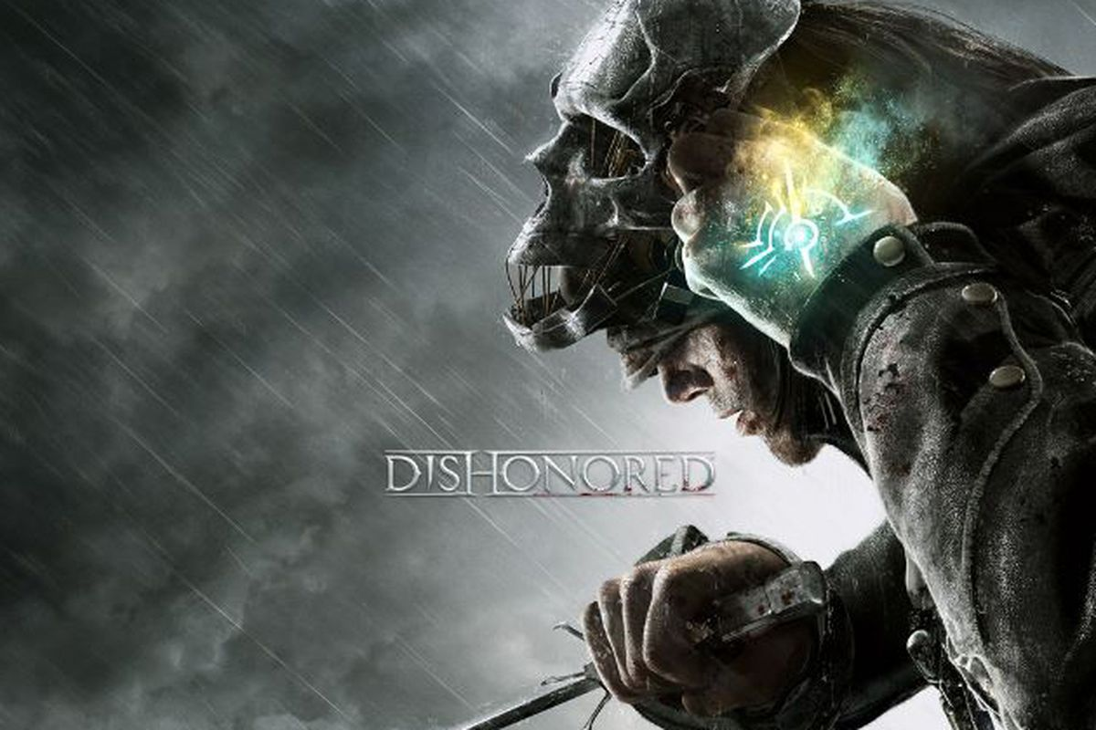 dishonored website updated with