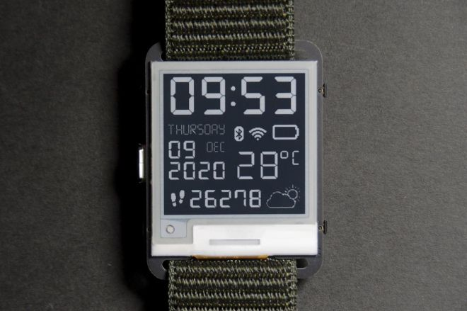 2020_12_18T19_22_27.654Z_P1010103_Edit.0 Hack together your own e-paper smartwatch with this $50 open-source kit | The Verge