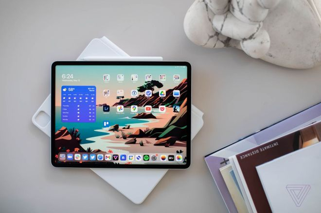 vpavic_210512_4592_0192.0 The latest iPad Pro and iPad Air tablets are each $100 off today | The Verge