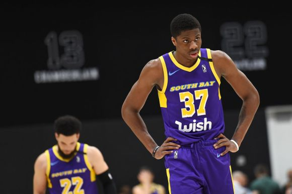 What the Lakers should expect from Kostas  Antetokounmpo when the NBA  returns - Silver Screen and Roll