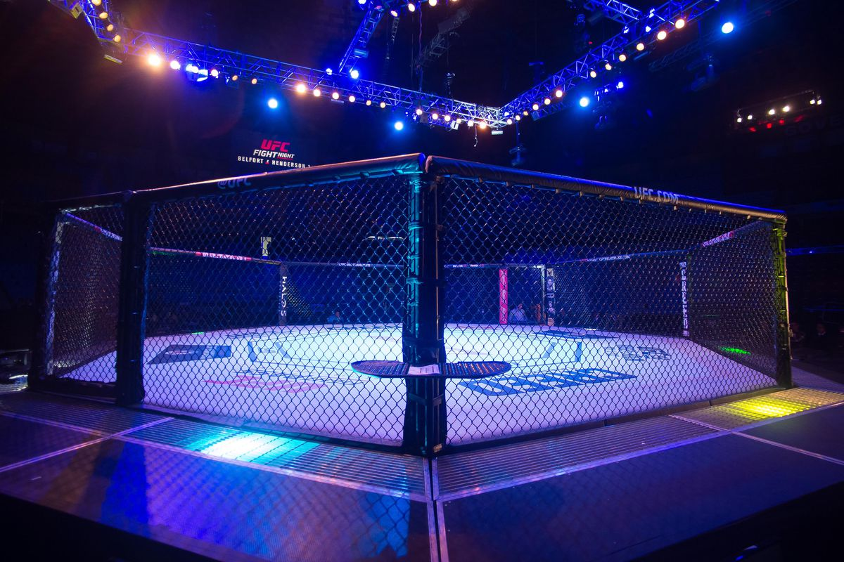 Boxing Ring Wallpaper Hd Ufc Rookie Hit With Potential Usada Drug Test Violation