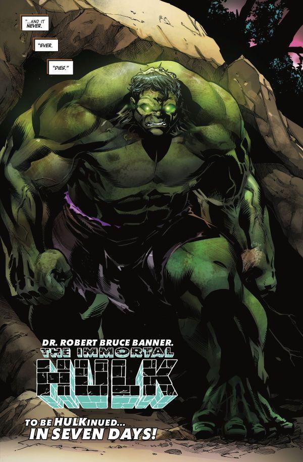 Hulk Avengers No Surrender