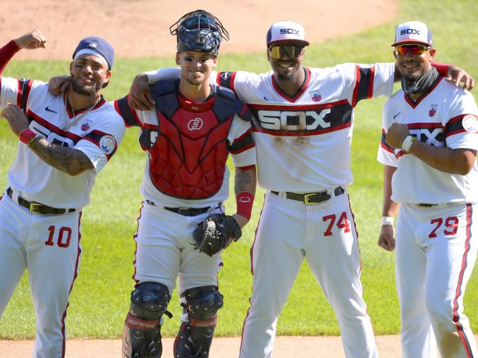 Six Pack of Stats: White Sox 7, Cardinals 2 - South Side Sox