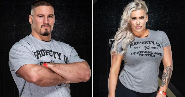 Taya, Rick Steiner's son top largest ever WWE Performance Center class