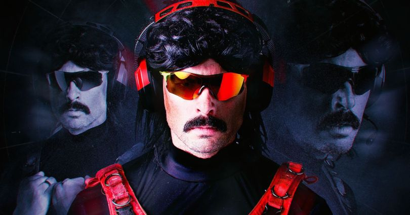 Dr Disrespect is gone and Twitch won't say why 1