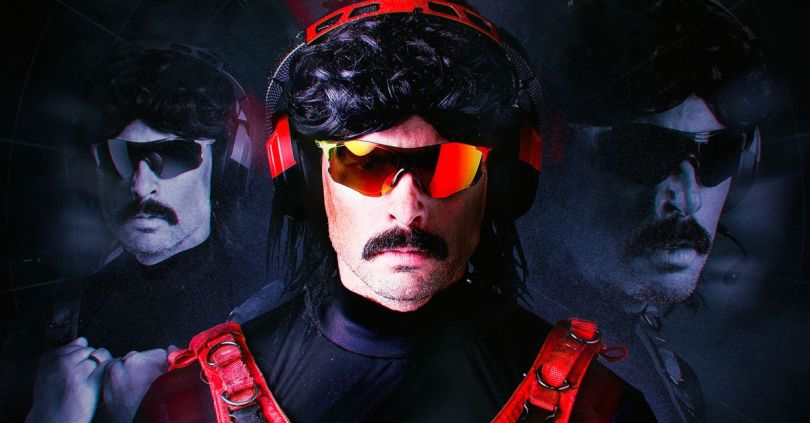 Dr Disrespect is gone and Twitch won't say why 2