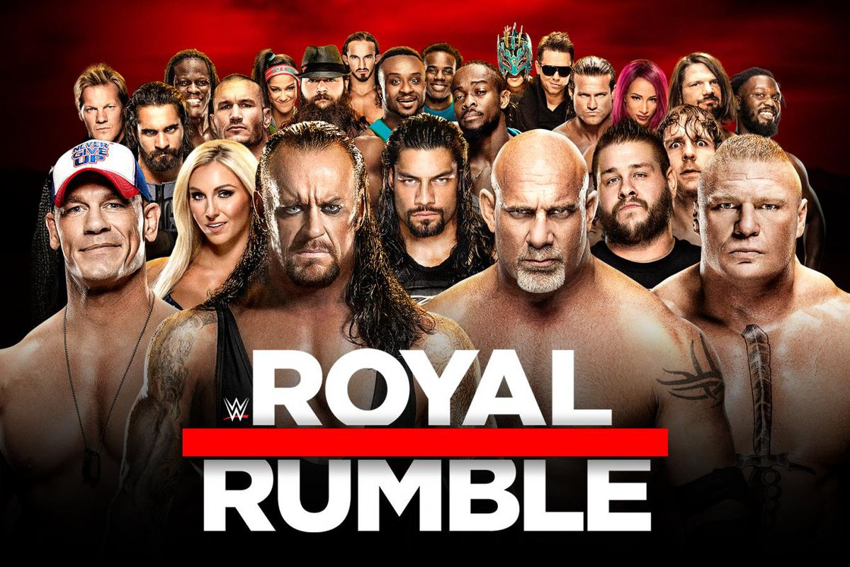 WWE Royal Rumble 2017 match card rumors  Cageside Seats