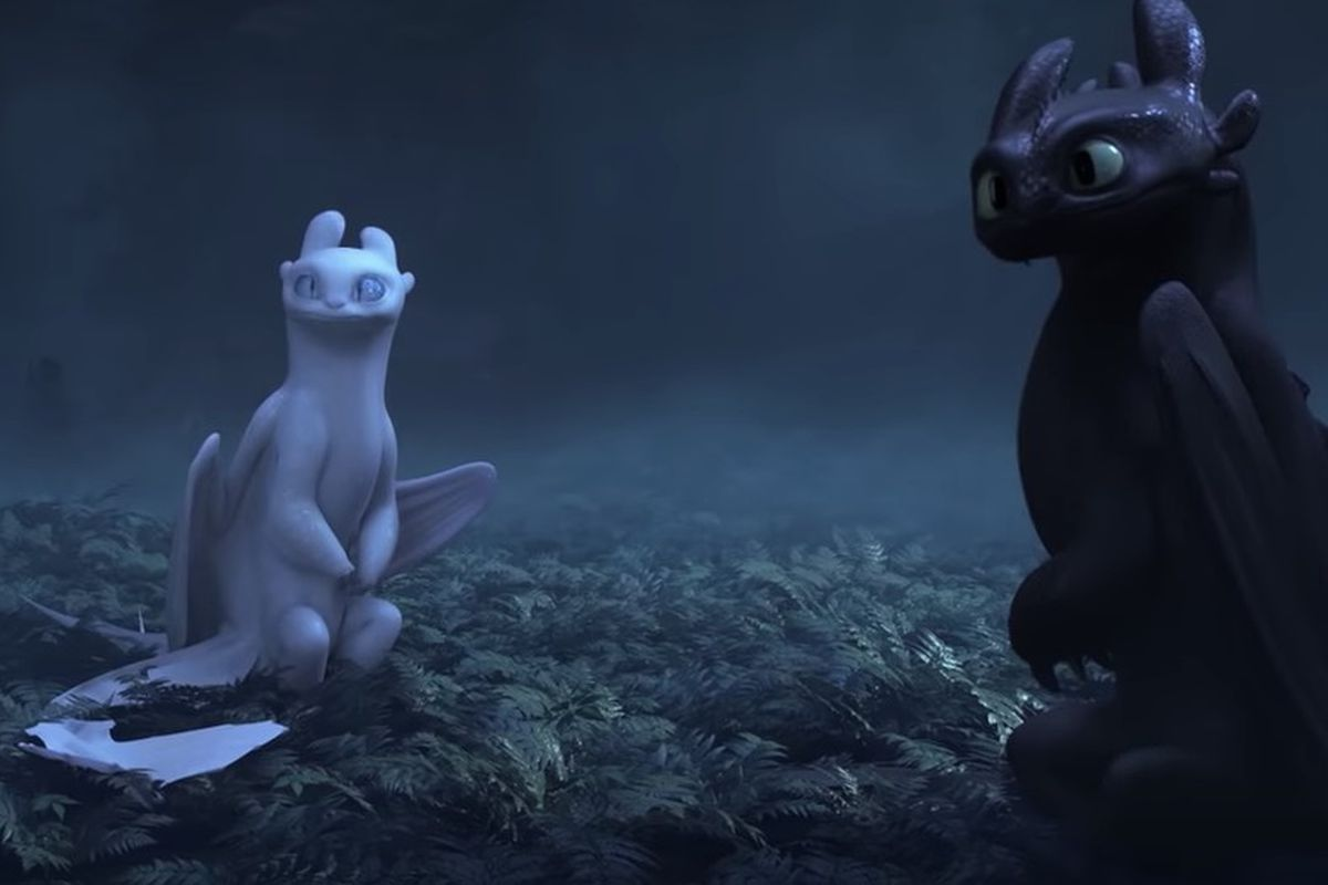 Here S The New Trailer For How To Train Your Dragon 3 Deseret News