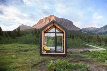 Prefab Home Mono Tiny Cabin