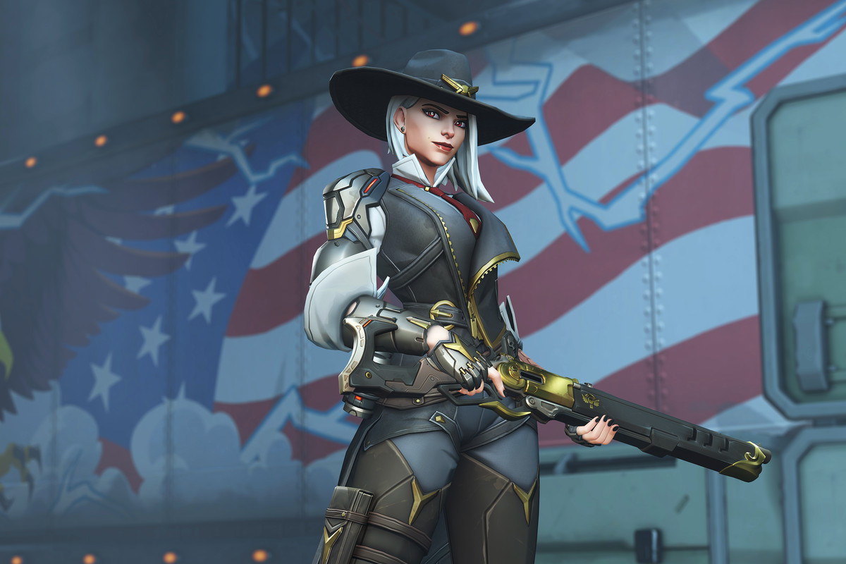 Ashe Re Raises Questions About Hero Diversity In Overwatch
