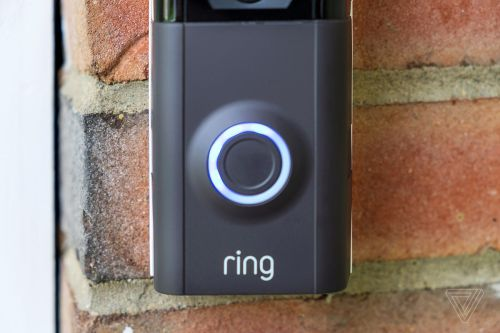 small resolution of that s convenient for a number of reasons it s easier to install a video doorbell 2 and it has more options for its placement than one that has to be